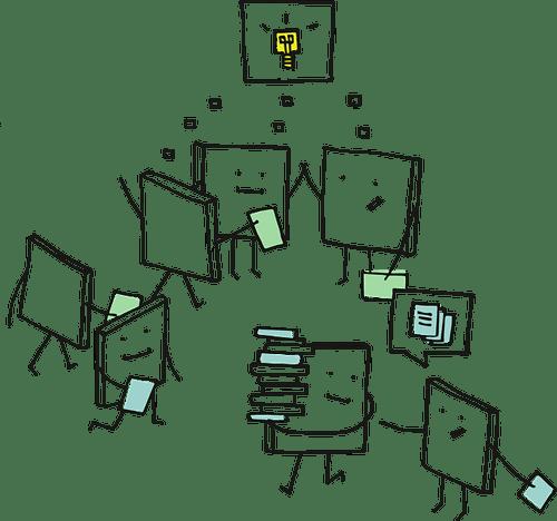 ancre de liens backlink diversifié