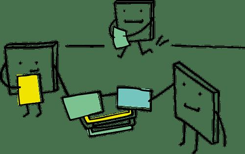 balise hn organisation contenus