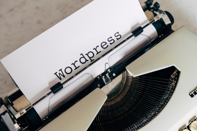 création site avec wordpress