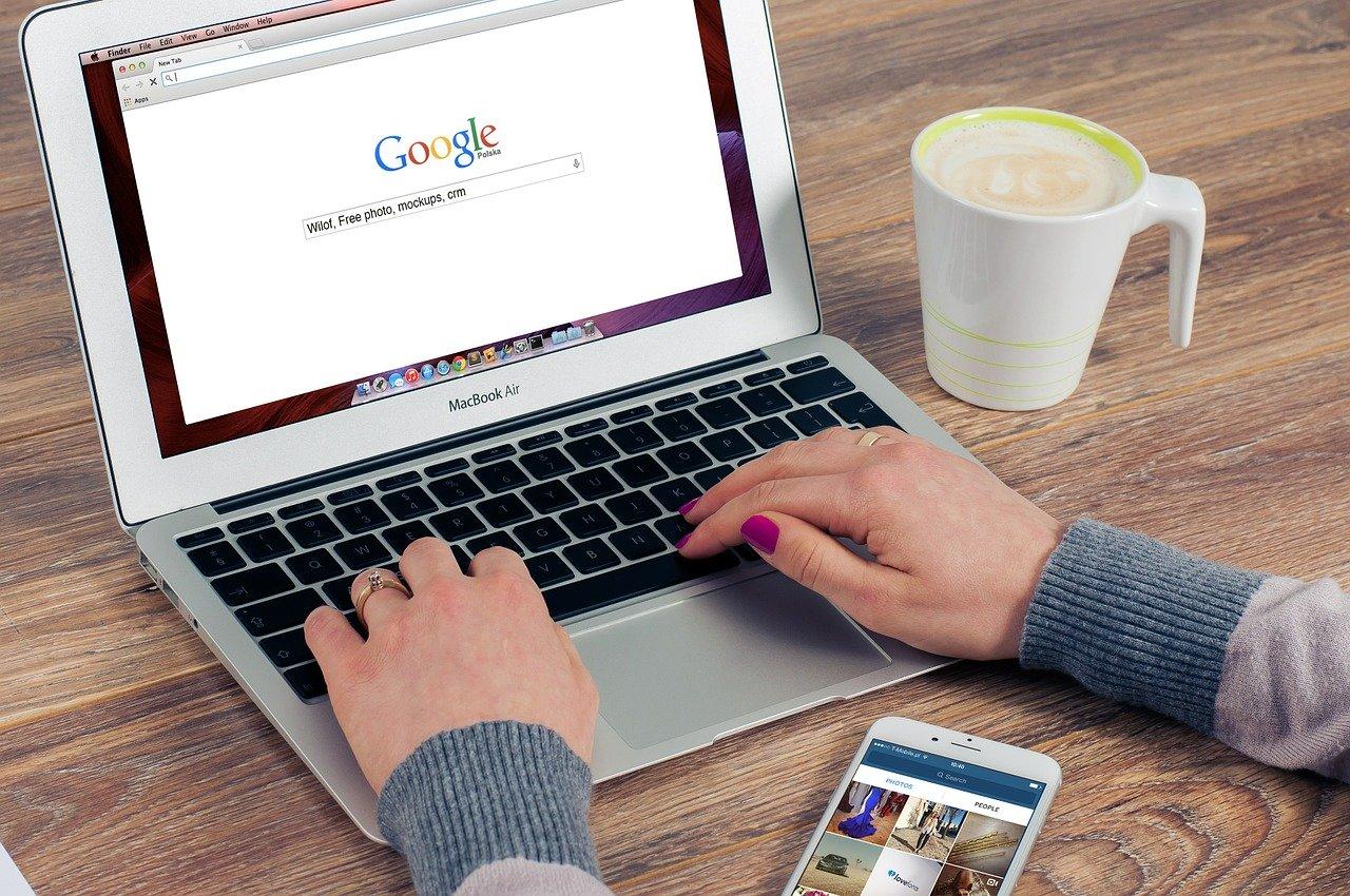 site web de freelance optimisé SEO