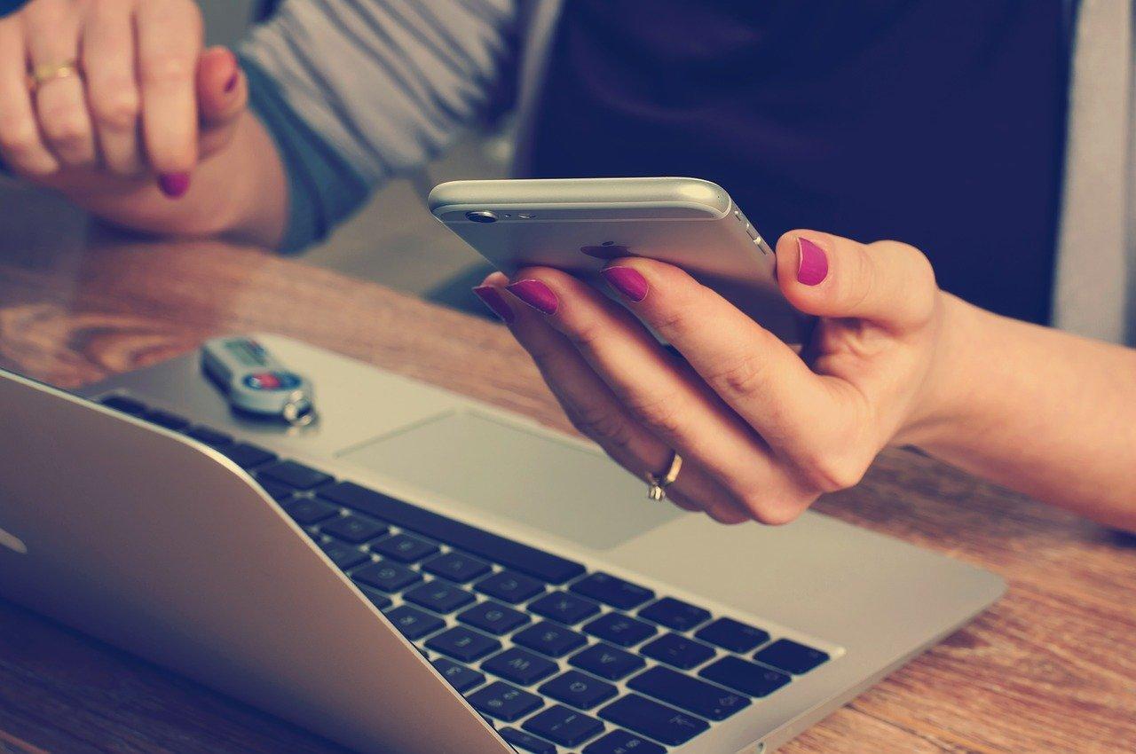 Site web de cabinet d'expertise comptable avec design responsive
