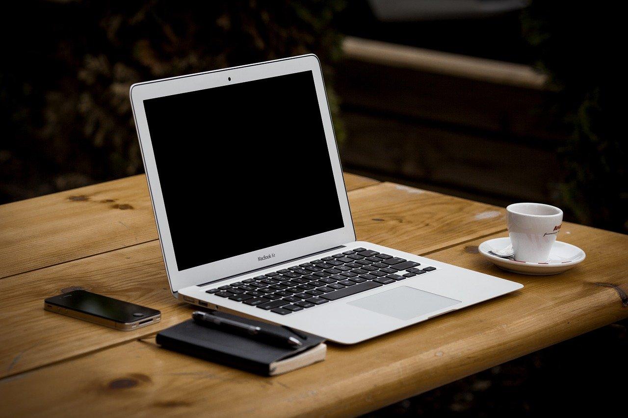 Site web de coach d'affaires avec design responsive