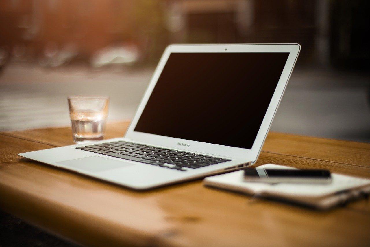 Site web de société de conseil avec design responsive