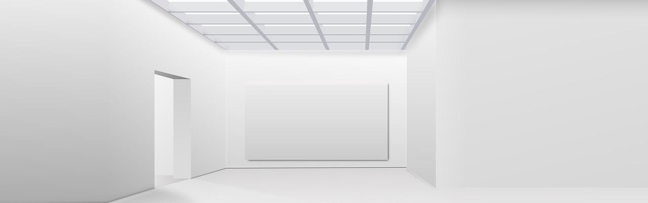 site web galerie d'art