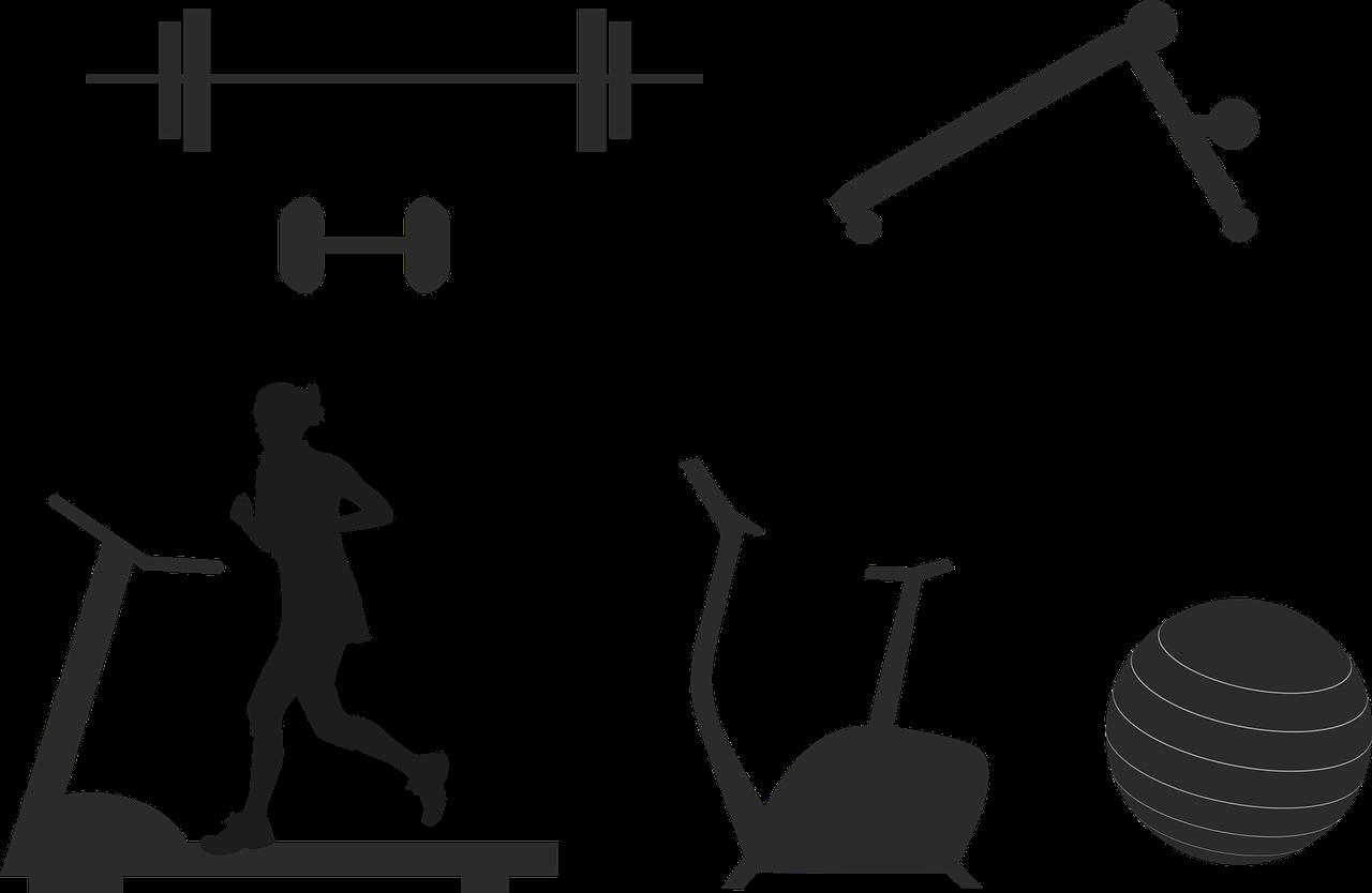site web salle de sport - fitness