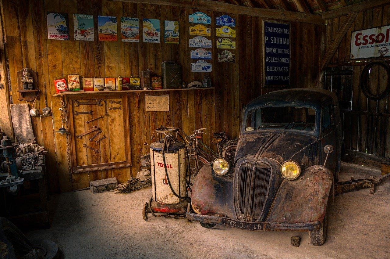 site web garage auto