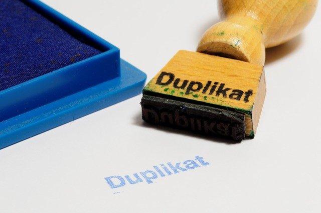définition duplicate content