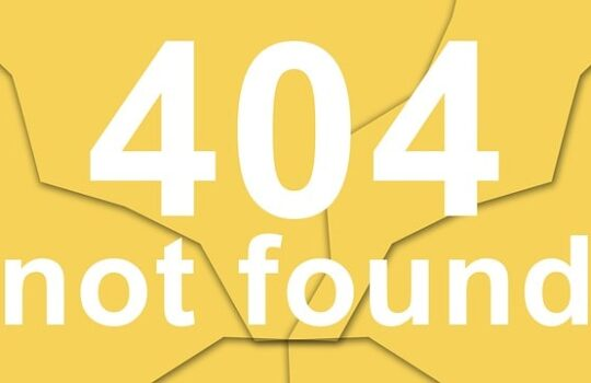 définition erreur 404